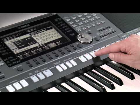 yamaha psr s975 arranger workstation keyboard pmt online. Black Bedroom Furniture Sets. Home Design Ideas