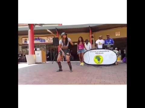 @MsBonClear star of the first SA Dance movie 'Hear Me Move' dropping some sick moves #Runway