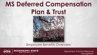 MS Deferred Compensation Plan & Trust Video