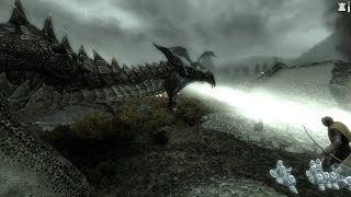 """Skyrim Redone: ** Дракон """"Первенец"""" и Его Братья ** (Маг #5)"""