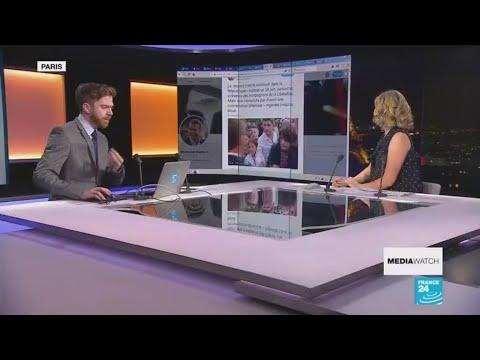 Trump's anti-Merkel Twitter tirade