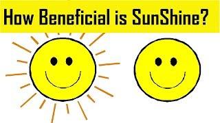 Benefits of Sunlight   10 Surprising Health benefits of Sunlight