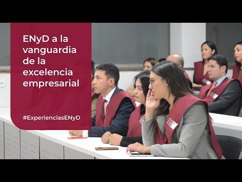 ENyD a la vanguardia de la excelencia profesional en Escuela de Negocios y Dirección