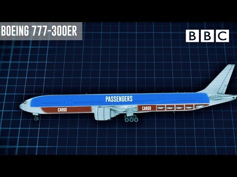The unexpected cargo on your holiday flight | What Britain Buys & Sells In A Day - BBC