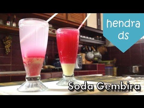 Video Soda Gembira - 2 Cara Membuat Soda Gembira