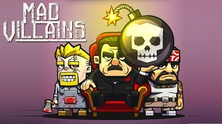 Mad Villains Android Gameplay ᴴᴰ