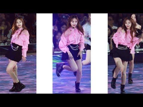 트와이스 (TWICE) 쯔위 (Tzuyu) dance the night away (댄스더나잇어웨이) 4K 60P 직캠 190801