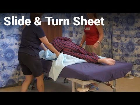 Slide & Turn Sheet Demo Video