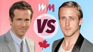Ryan Gosling VS Ryan Reynolds
