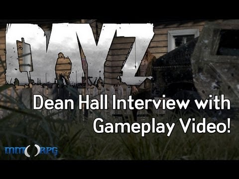 Interview with Dean Hall and Exclusive Gameplay Preview