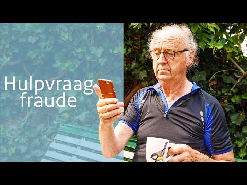 Senioren & Veiligheid - Webinar 3: hulpvraagfraude