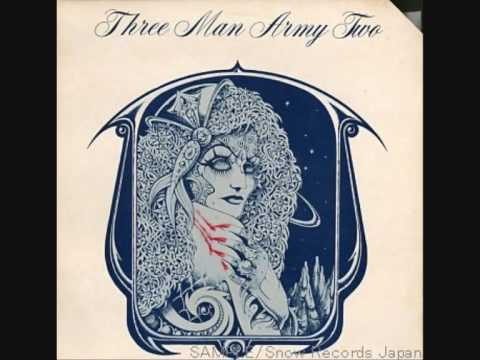 Three Man Army- Space In The Place (1974) online metal music video by THREE MAN ARMY