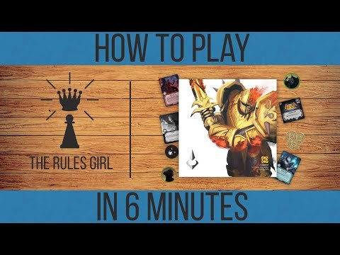 How to Play ELO Darkness in 6 Minutes - The Rules Girl