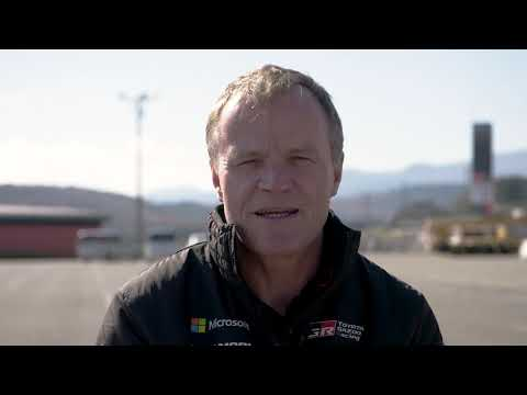 WRC 2018 - TOMMI MÄKINEN Message