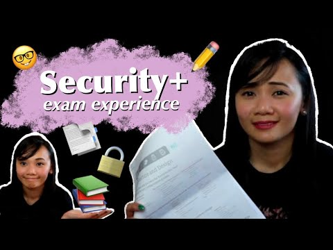 Security+ Online Exam Experience - YouTube