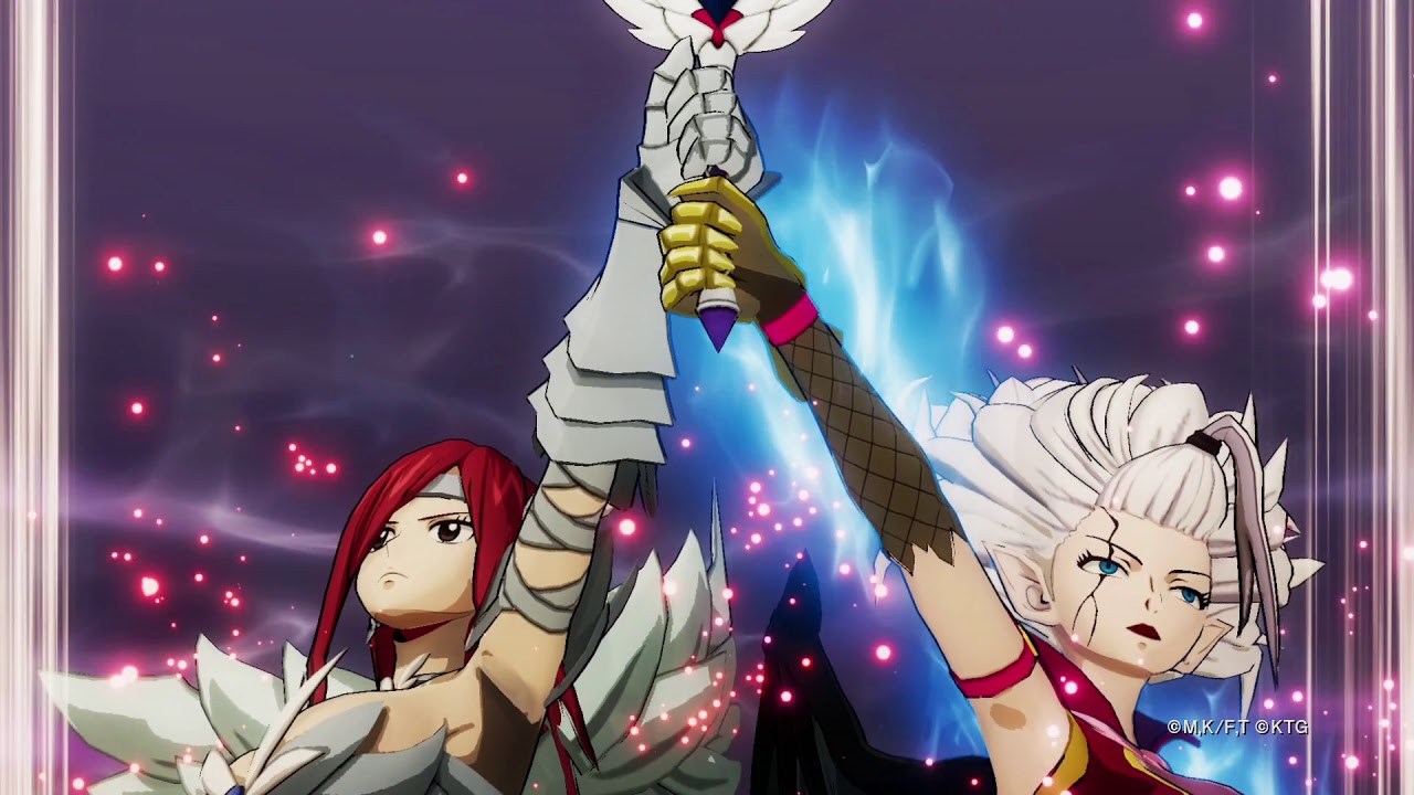 How Fairy Tail on PS4 will let players experience the series' rich history