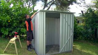 How To Assemble A Garden Shed | Mitre 10 Easy As DIY