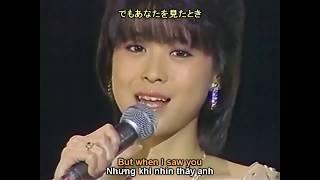 [Engsub] [Vietsub] Seiko Matsuda(松田聖子) - Sweet Memories
