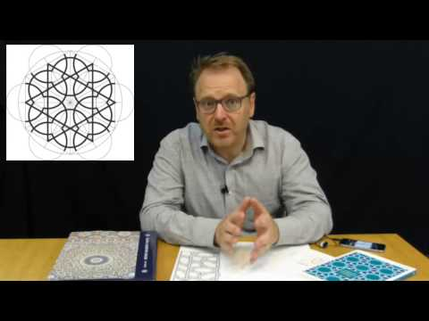 Promo for Online Course on Islamic Geometric Design