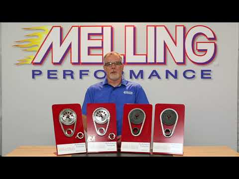 GM LS Performance Timing Chain Sets from MELL-GEAR!