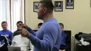 Ритрит, семинар, тренинг пастор Андрей Куксенко