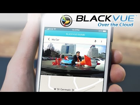 BlackVue App (iOS/Android) and Viewer (Windows/Mac OS)
