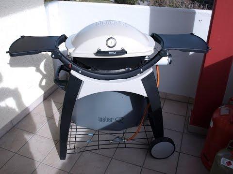Weber Gasgrill Q200, mein neues Spielzeug :-)