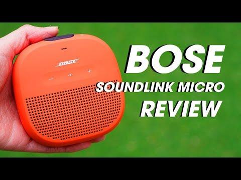 Bose Soundlink Micro l Người bạn đồng hành lí tưởng cho dân phượt