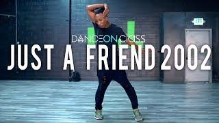 Mario  - Just A Friend 2002   Codie Wiggins Choreography   DanceOn Class