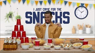 What a Super Bowl LIII Party with Kalen Allen Would Be Like