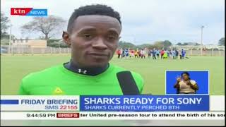 Kariobangi Sharks confident of a win against Sony Sugar