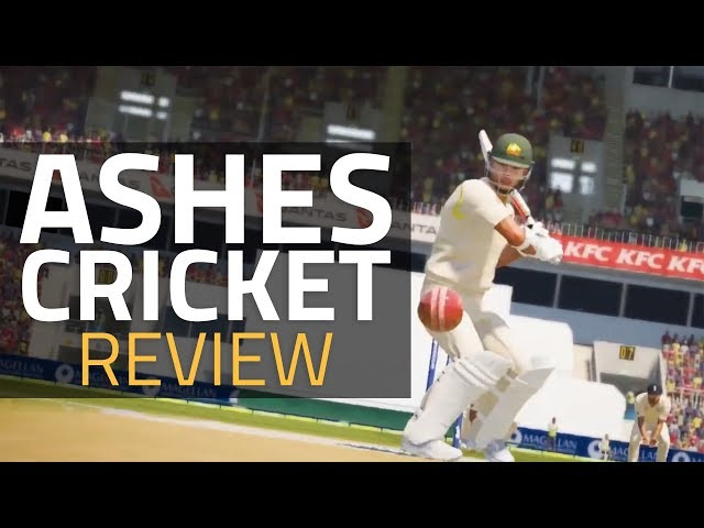 Is Ashes Cricket the Best Cricket Game in the World? | NDTV