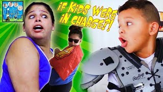 IF KIDS WERE IN CHARGE! DINGLE HOPPERZ SKIT