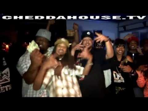 "FAM CHEDDA FT.BIG CHEEZY ""STUNTIN"" OFFICIAL VIDEO CHEDDAHOUSE 5TH ANNUAL RAPPERS BALL 2013"