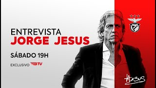 JORGE JESUS - ENTREVISTA COMPLETA