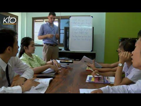 Pierre-Yves, volontaire en Thaïlande