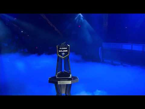 opening ceremony of E League's finals