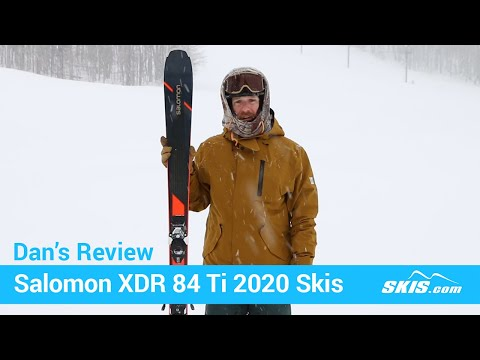 Video: Salomon-XDR-84-TI-Skis-2020-5-40