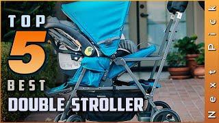 Top 5 Best Double Stroller Review in 2020