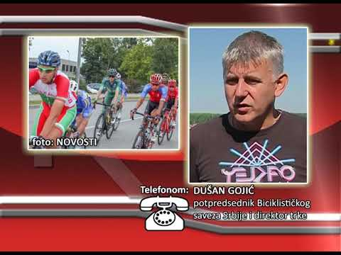 FONO: Dušan Gojić  -Trka Beograd - Banja Luka