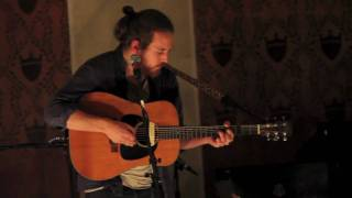 Robin Pecknold of Fleet Foxes @ MusicNOW 2010