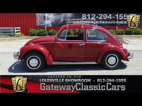 Video of '68 Beetle - L91P