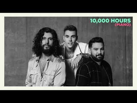 Dan + Shay, Justin Bieber - 10,000 Hours (Piano)
