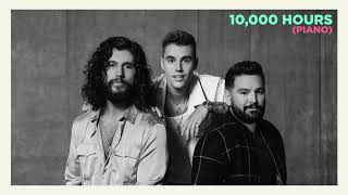 Dan + Shay, Justin Bieber   10,000 Hours (Piano)