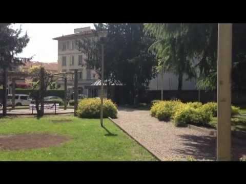 Nuovo look per il Parco Perelli di Varese