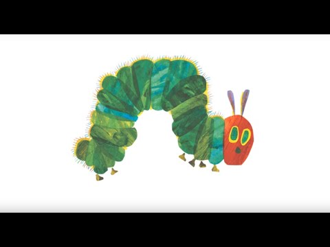 Booktopia - Eric Carle Wall Decals by Eric Carle ...