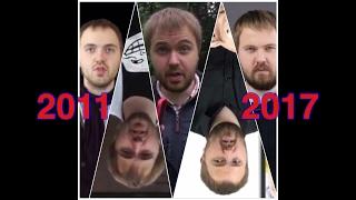 Wylsacom 2011-2017 // Самые Популярные видео