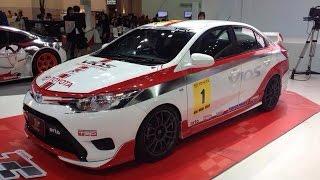 Toyota Vios Modification