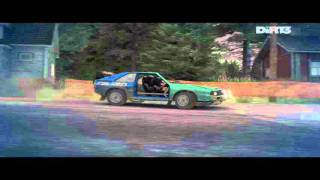 DiRT 3 double overlap and flip.