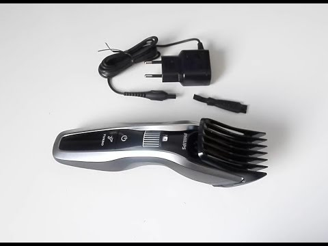 Philips Hairclipper HC 5450/15 - unboxing